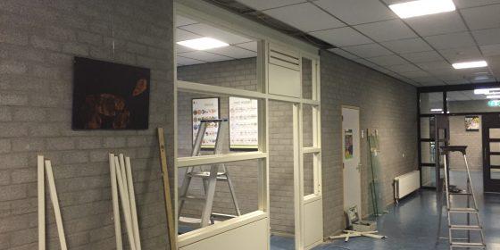 Het BouweHuys - Renovatie Roncalli School Bergen op Zoom