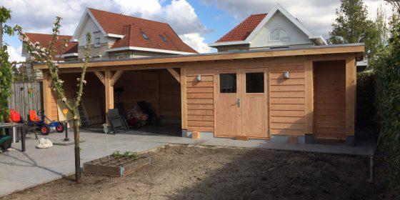 Het BouweHuys - Nieuwbouw Overkapping Tholen