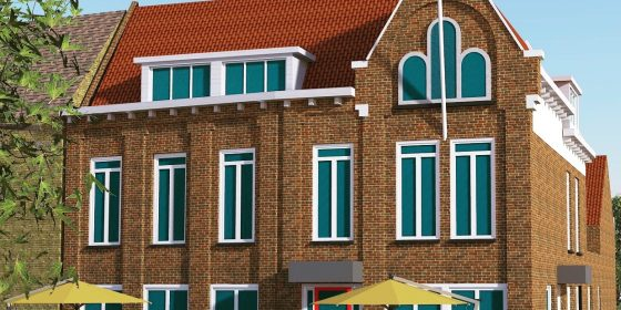 Het BouweHuys - Verbouw Realisatie Hotel Tholen
