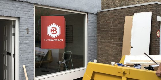 Het BouweHuys - verbouwen kapsalon Borgvliet BoZ